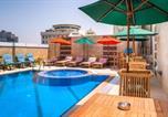 Hôtel Sharjah - Tulip Inn Al Khan Hotel-2