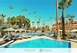 Hôtel Marrakech - Kenzi Rose Garden All In Premium-1