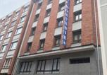 Hôtel Principauté des Asturies - Hotel Ovetense-1