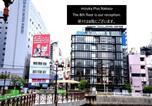 Hôtel Fukuoka - Mizuka Plus Nakasu-4