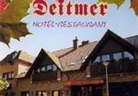 Location vacances Borken - Hotel Deitmer-1