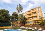 Location vacances Benidorm - Apartamentos Nicaragua-1