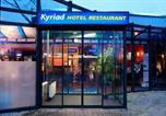 Hôtel Bezannes - Kyriad Reims Est - Parc Expositions