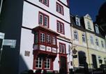 Hôtel Burbach - Hotel Brauerei-ausschank-1