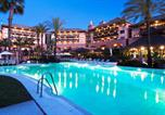 Hôtel Ayamonte - Islantilla Golf Resort-3
