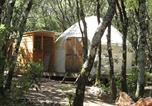 Camping avec Hébergements insolites Le Grau-du-Roi - Camping Mille Etoiles-1