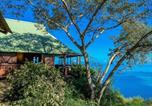Location vacances  Polynésie française - Moorea Cooks bay Bungalow-1