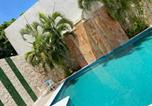 Hôtel Campeche - Hotel Lopez Campeche-2