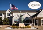 Hôtel Clovis - Desert Inn-1