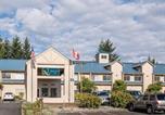 Hôtel Everett - Quality Inn Tulalip - Marysville-1