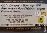Hôtel Chabrac - Logis Hôtel de France-2