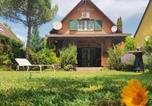 Location vacances Zamárdi - Zamardi Residence 150 meter to Beach with garden and terrasse-3