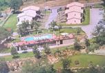 Location vacances Onano - Sovana Villa Sleeps 4 Pool Air Con Wifi-4