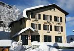 Hôtel Lurbe-Saint-Christau - Hôtel Le Glacier-1