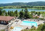 Camping avec Piscine Divonne-les-Bains - Camping des Gorges de l'Oignin-1