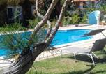 Location vacances Alcobaça - House with one bedroom in Nazare with shared pool enclosed garden and Wifi 7 km from the beach-4