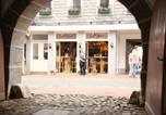 Hôtel Goslar - Hotel Garni Kaiserpfalz-4