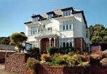 Hôtel Minehead - Marston Lodge Hotel-3