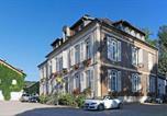 Hôtel Luxeuil-les-Bains - La Residence-1
