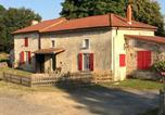 Hôtel Haute-Vienne - Le marronnier entre Les Buis-1