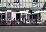 Hôtel Vessey - Hôtel - Restaurant Eugenie-1