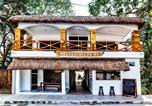 Hôtel Tulum - Hotel Nicte Ha Tulum-1