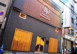 Hôtel Japon - Lore Hostel Dotonbori-1