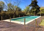 Location vacances Tigre - Depto 2 amb al río +Gym+Sauna+Piscina, Tigre Buenos Aires-3