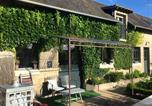 Hôtel Pontorson - Le grenier du jardin-1