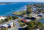 Location vacances Scarborough - Elegant Waterfront Gem where the Ocean meets the Canal!-1