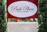 Location vacances De Land - Park Place Inn and Cottages-2