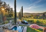 Location vacances Gaiole in Chianti - Gaiole in Chianti Villa Sleeps 2 Pool Air Con Wifi-1