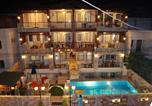 Location vacances Turgutreis - Caglar My House Apart Hotel-1