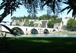 Camping 4 étoiles Château de Barbentane - Camping du Pont d'Avignon-4