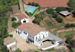 Location vacances Igualada - Cozy Cottage in Catalonia with pool and garden-1