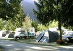 Camping avec Site nature Valbonnais - Le Champ du Moulin-4