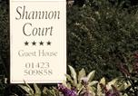 Location vacances Harrogate - Shannon Court Guesthouse-2