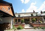 Hôtel Winchester - The Bugle Inn Twyford-1
