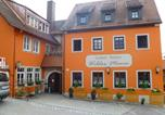 Hôtel Schnelldorf - Hotel Wilder Mann