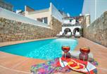 Location vacances Senija - Lliber Villa Sleeps 6-3