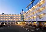 Hôtel Gyeongju - Benikea Swiss Rosen Hotel-1
