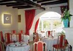 Hôtel La Celle-Guenand - Hotel The Originals Loches George Sand-3