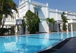 Hôtel Beruwala - Bougain Villa