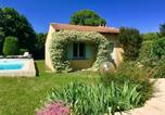 Location vacances Galargues - Petit Paradis Mazet-4