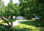 Camping avec Piscine couverte / chauffée Huanne-Montmartin - Camping de la Forêt-1