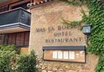 Hôtel Salou - Hotel Mas La Boella-4