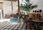 Location vacances  Nicaragua - Lovely new-build colonial house with plunge pool-1