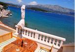 Location vacances Lumbarda - Apartments Lumbarda Beach-4