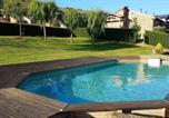 Location vacances Osséja - Casa con jardín y piscina.-1