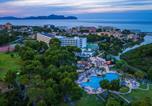 Villages vacances Ses Salines - Exagon Park Club & Spa-1